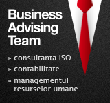 Consultanta ISO, Audituri Interne - Business Advising Team